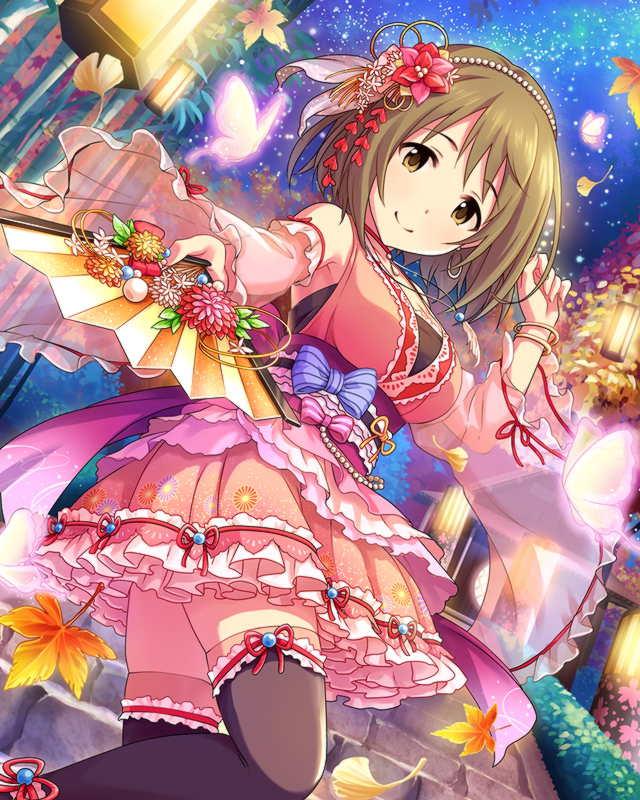 [桜色の華姫]三村かな子+