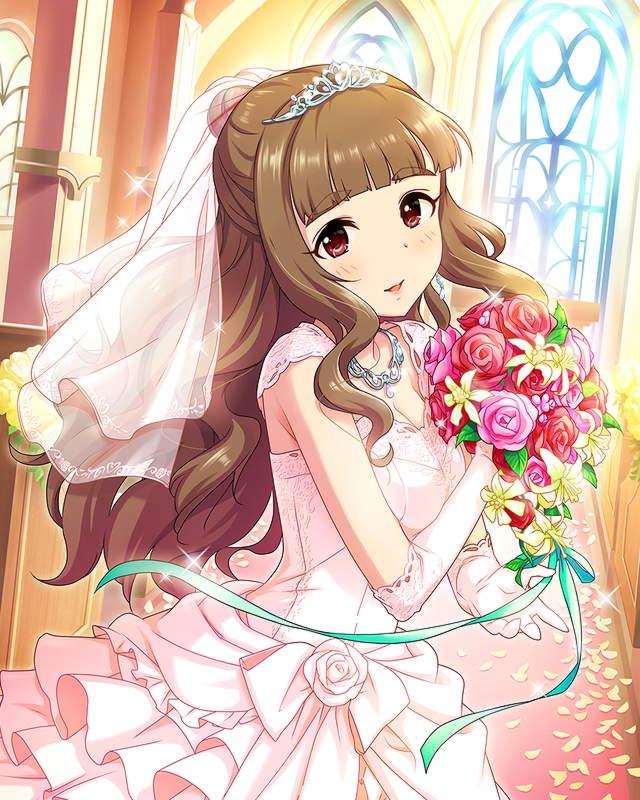 [純真の花嫁] 神谷奈緒+
