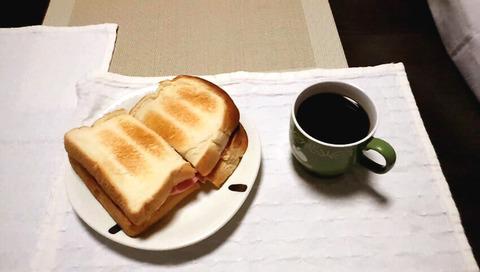 003-ハム玉サンドイッチ?