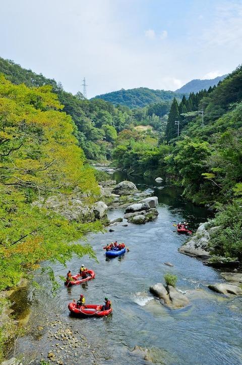 日野川くだり2