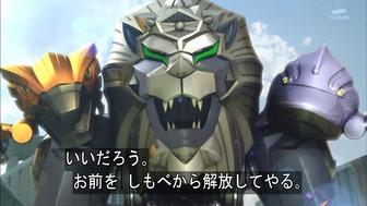 仮面ライダーウィザード_49話-52
