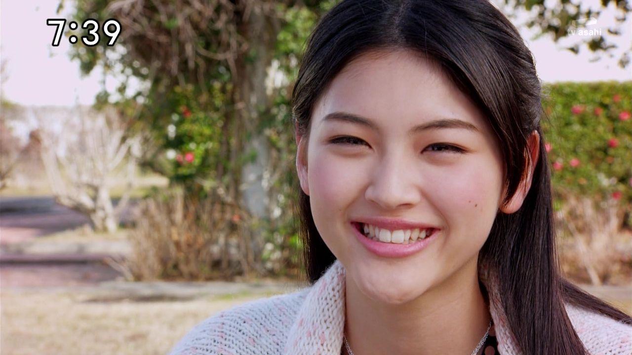 今野鮎莉の笑顔
