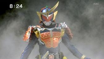 仮面ライダーガイム-1