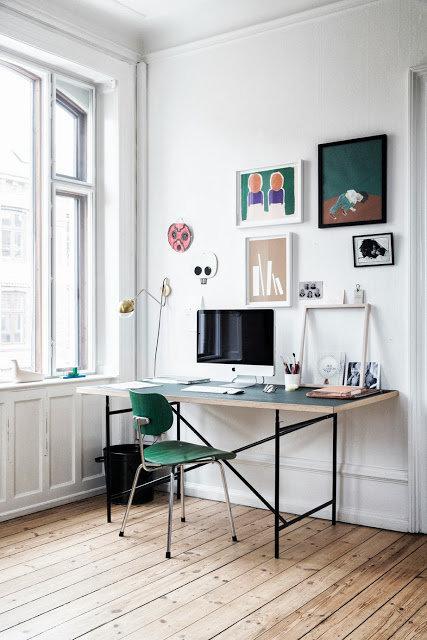 Denmark グラフィックデザイナーの家