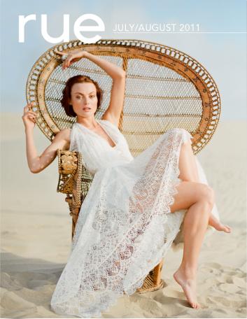 オンライン雑誌 Rue Magazine 7.8月号