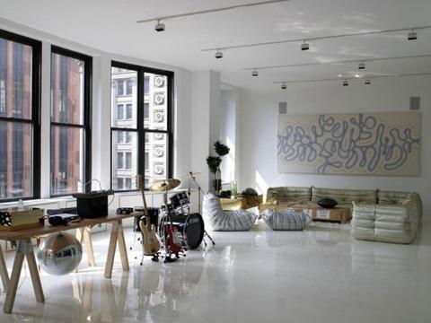 アーティスト Jonny Detiger NYの家