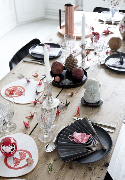 Denmark Designer's Christmas Table