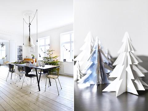 Norway Charlotteさんのクリスマスデコレーション