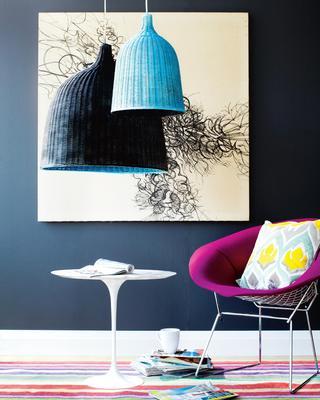 IKEAのランプをリメイク
