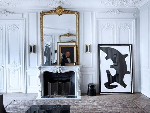 建築家デュオのパリの家