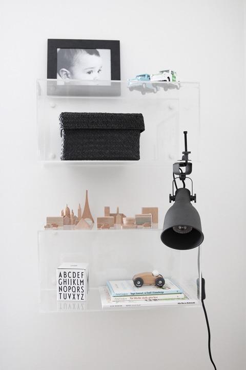 シンプルなKids Room