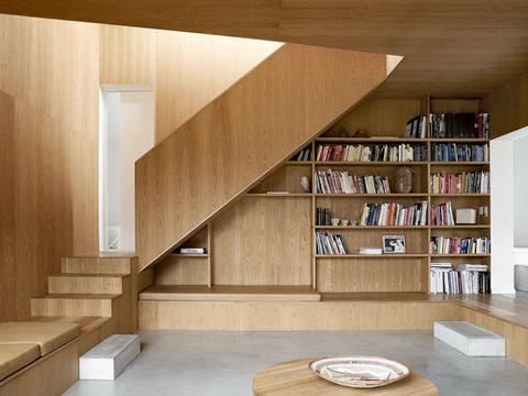 デンマーク 建築家のモダンなサマーハウス