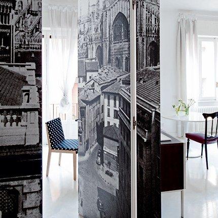 建築家 Marco Romanelliのミラノのアパートメント
