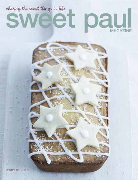 オンライン雑誌 Sweet Paul 2011年 秋号