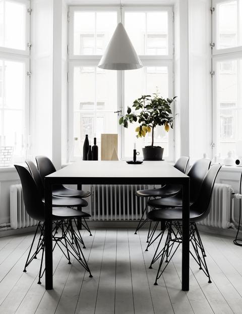 スウェーデンのアートディレクターの家+オフィス