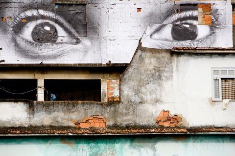 Street Artist JR