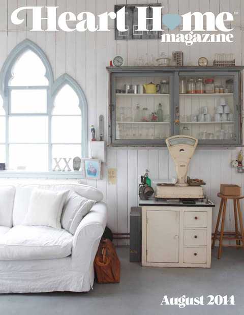 オンライン雑誌 Heart Home Magazine Summer Issue