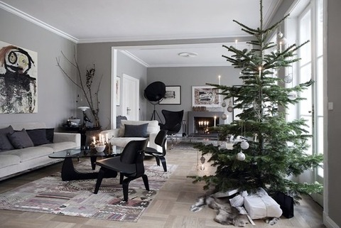 Denmark スカンジナビアンインテリア+クリスマスデコレーション