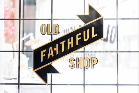Vancouver  Old Faithful Shop