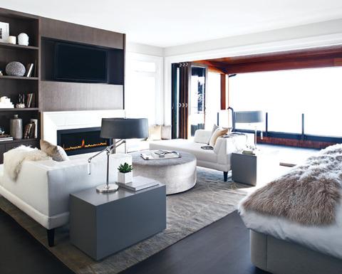 カナダのWest Coast Modern Home