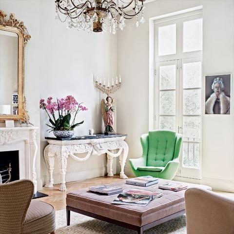 MIX スタイルのWest London Home