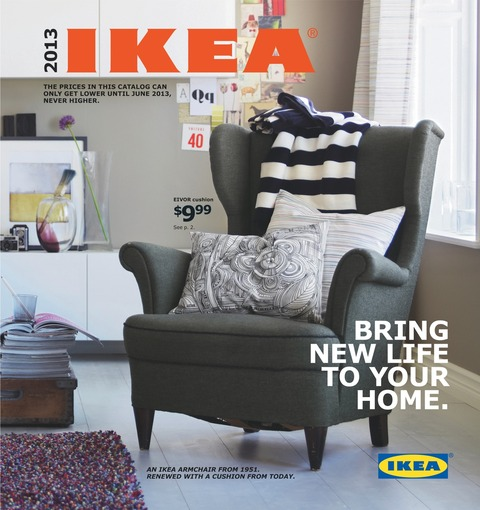IKEA カタログ 2013 カナダ版