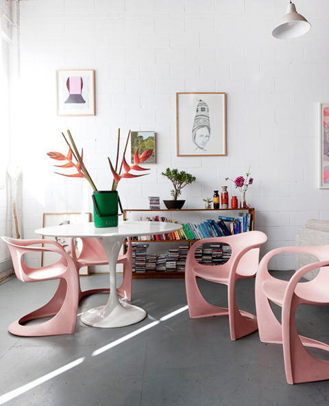 Melbourne artists Kirra Jamison and Dane Lovett's House