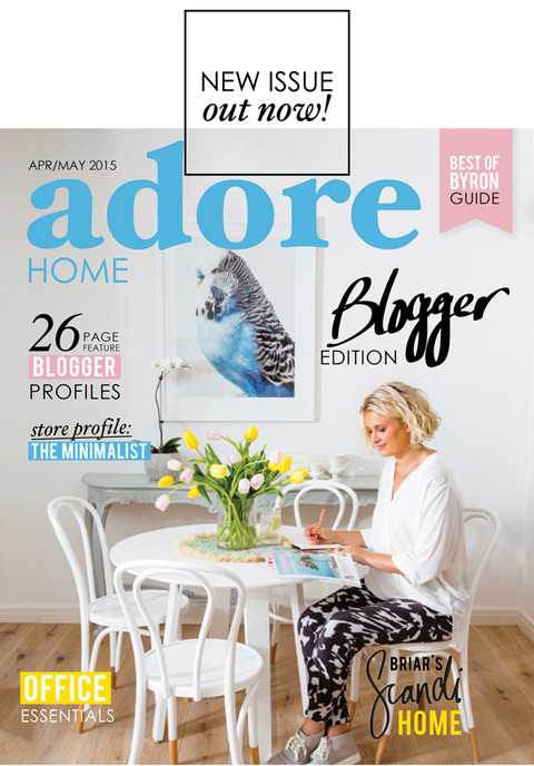 Adore Home Magazine Apr/May Issue