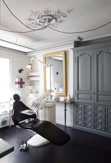 Paris おしゃれな歯医者さん