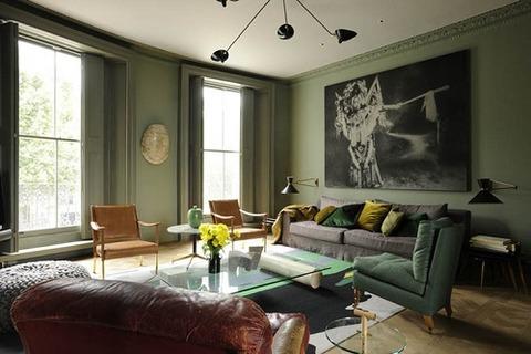 London Studio Toogoodが手掛けたタウンハウス