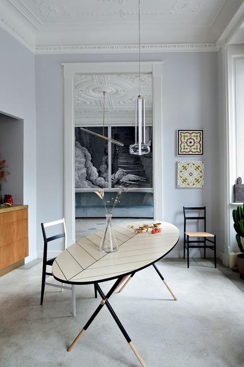 Milan ファッションフォトグラファーの家