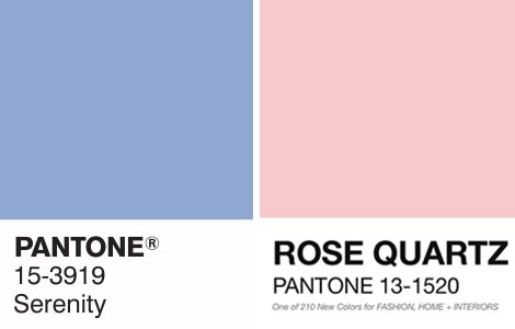 2016 Pantone Colour of the Year