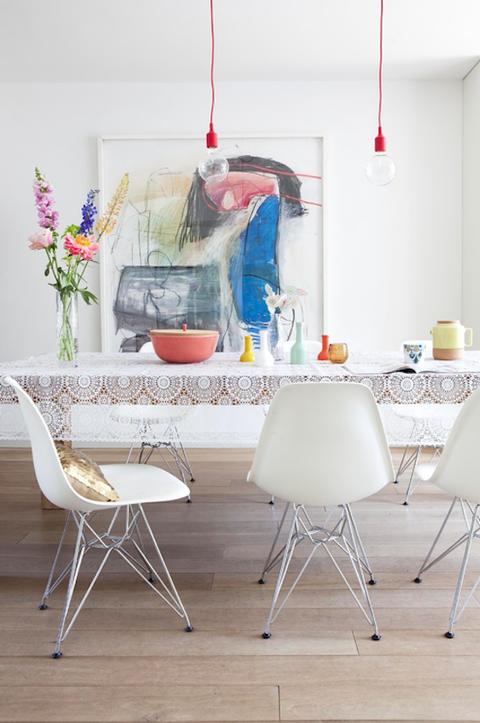 オランダ インテリアデザイナーの家