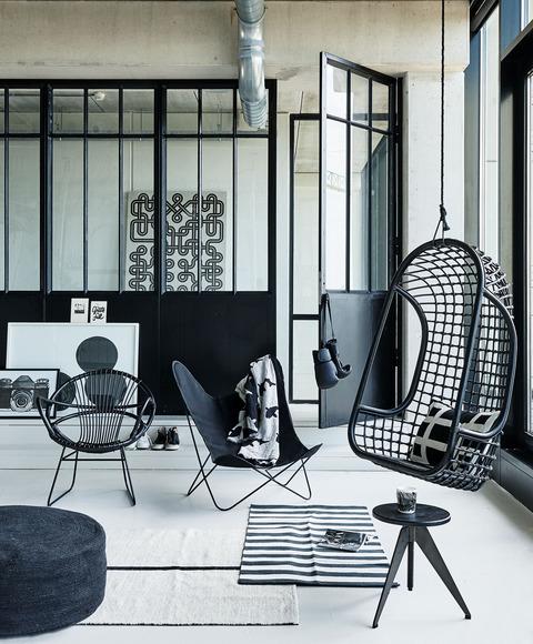 Black & White スタイリング