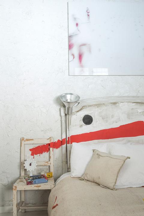 Madrid 落書きアートのフォトグラファーの家
