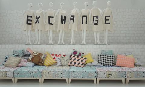ユニークなオランダのホテル*The Exchange*