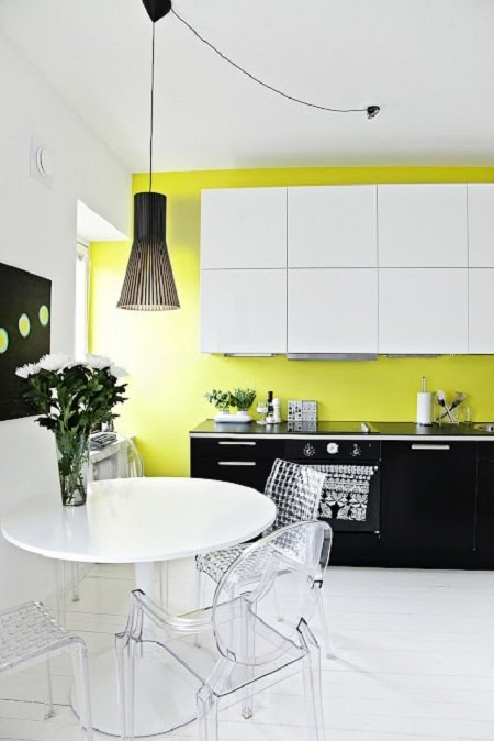 Black & White + Neon Colour