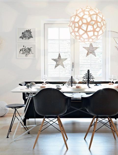 Denmark White+Natural クリスマスデコレーション