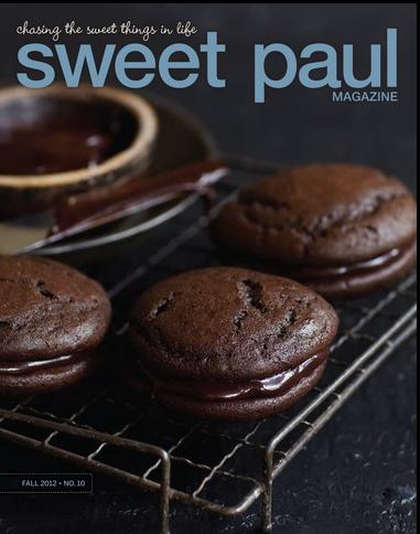 オンライン雑誌 Sweet Paul 秋号