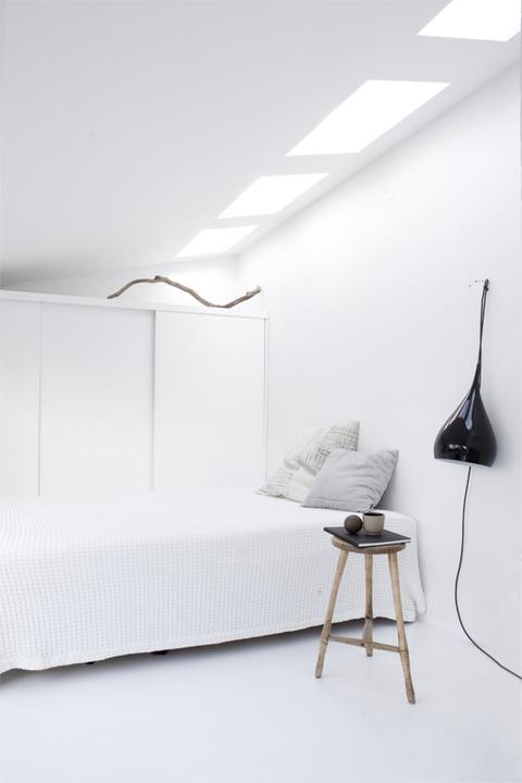 コペンハーゲン Norm Architectがクリエイトする白い空間