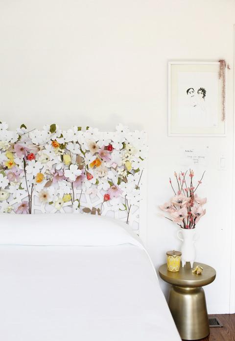 *DIY* 春のベッド