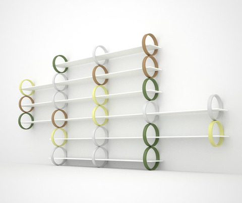 スウェーデンのデザイナーMonica ForsterのFlying Ring