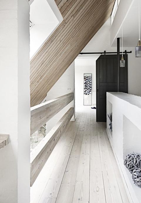 Denmark  Frank Lloyed Wright inspired House