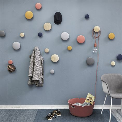 Dots coat hook