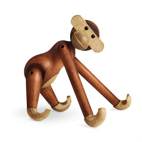 Kay Bojesen wooden monkey