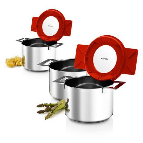 Gravity casserole set