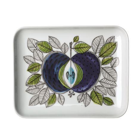 Eden square plate