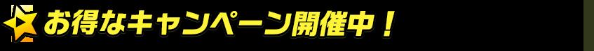 titlemain(お得なキャンペーン開催中!)
