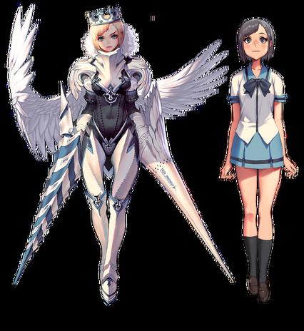 シャルルと司陽子