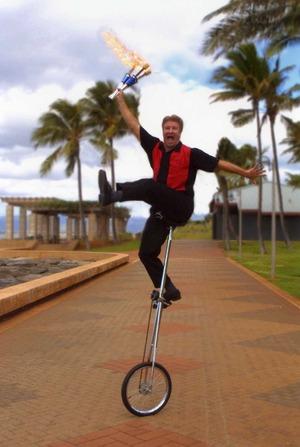 Eric unicycle
